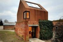 cool housing / by Marcelle Guilbeau