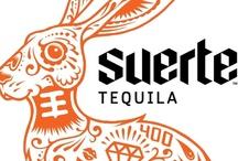 Suerte Branding / by Suerte Tequila