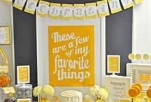 party ideas / by Kathy Flanigan