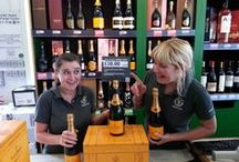 Our People / The big difference at Majestic is our staff. We only employ people who are friendly, enthusiastic and refreshingly down-to-earth. The world of wine can be a little stuffy, but Majestic never is. We want you to feel relaxed when you explore wine with us, because that's how we like to work. / by Majestic Wine
