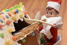 Elf on the Shelf / by Amanda Livesay