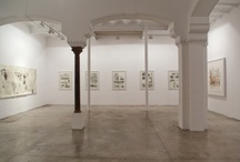"""San / """"Posesiones de Ultramar"""" Artista daniel Muñoz """"San"""" Exposición actual en Delimbo Gallery   / by DELIMBO"""