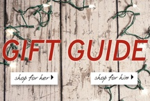 Gift Guide / Some Great Gift Ideas Available at Sundance Beach / by Sundance Beach