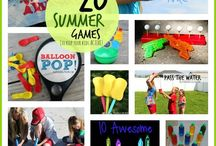 Kid Projects, Games and Crafts / by Staci Brown