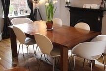 dining table / must make up my mind by january / by myra kohn