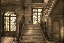 abandoned haunted and scary / by Pollywog's Treasures
