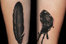 Ink-spiration / Tattoo ideas  / by Lee-Ann