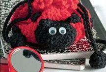 Crochet - Accessories / by Debbie Bodenschatz