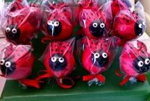 ladybugs / by Crystal Rejman