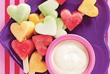 snacks / by Crystal Rejman