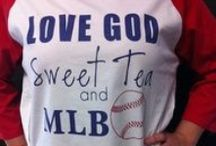 Take Me Out To The Ball Game / by Megan Marshall