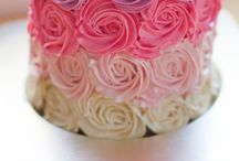 CAKES! / cupcakes and cakes <3 / by Jessica Swanson
