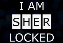 Sherlocked / Sherlockian, Holmesian, Cumberbitch...whatever you wanna call it, I'm Sherlocked. :P / by Cristina De Leon