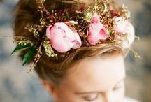 Flower Crowns / by Holly Heider Chapple Flowers Ltd.