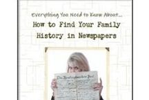 Genealogy Books / Discover the best genealogy books for family history researchers. This collection of genealogy book pins has  must-reads for every ancestral detective, whether you are a seasoned genealogist or a beginning hobbyist. Learn how to trace your family tree, find genealogical records and resources, use the latest technology and tools and more!  / by Genealogy Bank