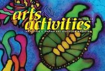 2010 Magazine Covers / by Arts & Activities Magazine