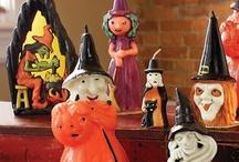 Vintage Halloween / by Susan Reed