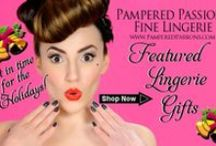 Sales & Promotions at PamperedPassions.com / Save money with current sales, offers and promotions at PamperedPassions.com.  Your source for lingerie and romantic gifts. / by Pampered Passions Sexy Lingerie and Toys