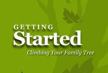 Trace Your Family Tree / Want to trace your family tree? Use these tips, tools, books and resources for genealogy beginners as a starting point in your journey through your ancestry. Learn how to trace your ancestral branches to find the leaves on your family tree with these free genealogy tutorials, templates and research guides.  / by Genealogy Bank