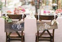 Wedding Bliss / by Bailey Bichel