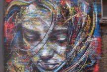 Street Art / by Mariska Mierak