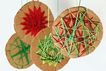 Christmas crafts / by Stacy Yates