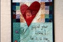 Quilt Love / by Pam Plotner