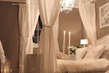 Bedroom ideas / by Desirée Mills