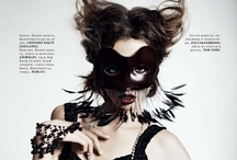 Inspiration for the Alumni Masquerade Ball  / by LIM College
