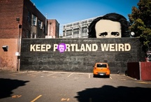 Portland pics / Pictures other people have taken, except otherwise stated / by Susanne O