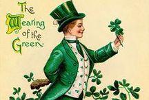 ST. PATRICK DAY & EVERYTHING IRISH / by Peggy Garvin-Van Patten