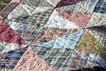 Quilt Ideas / Making my first quilt! / by Jamie Turnbull
