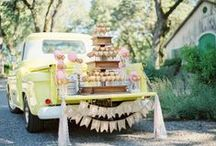 Stunning Dessert Tables / by Michelle Knox {I DO invitations by michelle}
