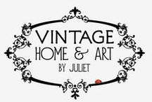 CHALK PAINT® Decorative Paint / by Vintage Home & Art by Juliet
