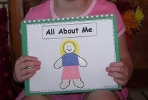 Kids - All About Me / Activities for school-age kids that celebrate their individuality and similarities. / by 4thR Rocks