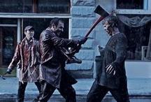 The Walking Dead / by GeeWhiz Watson