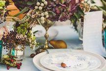 Fall/Winter wedding / by Lee Ann Overman