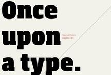 Typography / by Cleidson Lourenço