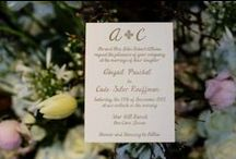 Programs & Escort Cards / by Pearl Events Austin