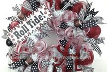 ROLL TIDE CRAFTS / Things to do! / by Marian Harden