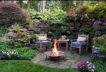 Backyard Ideas  / by Maggie Stevenson