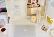 { home: office } / by Kim Flesch