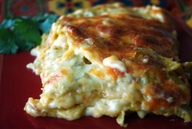 { low carb: casseroles + bakes } / by Kim Flesch
