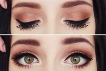 Makeup / by Melanie Flanigan