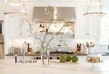 { home: kitchen } / by Kim Flesch