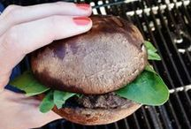 { low carb: entrees |burger| } / by Kim Flesch