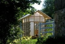Mod Chicken Coop Designs / by Think All Day