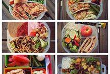 Food | Salads / by Brittney