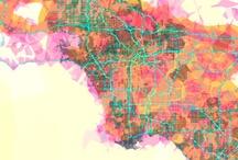 Maps / by Amelia Padilla
