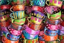 Coffee Mugs / by Rachel Gray